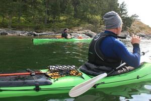 Voyage en kayak Suède :  L\'archipel de Stockholm en kayak