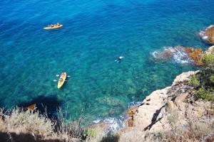 Voyage en kayak Espagne : Sentiers maritimes et kayak en Costa Brava