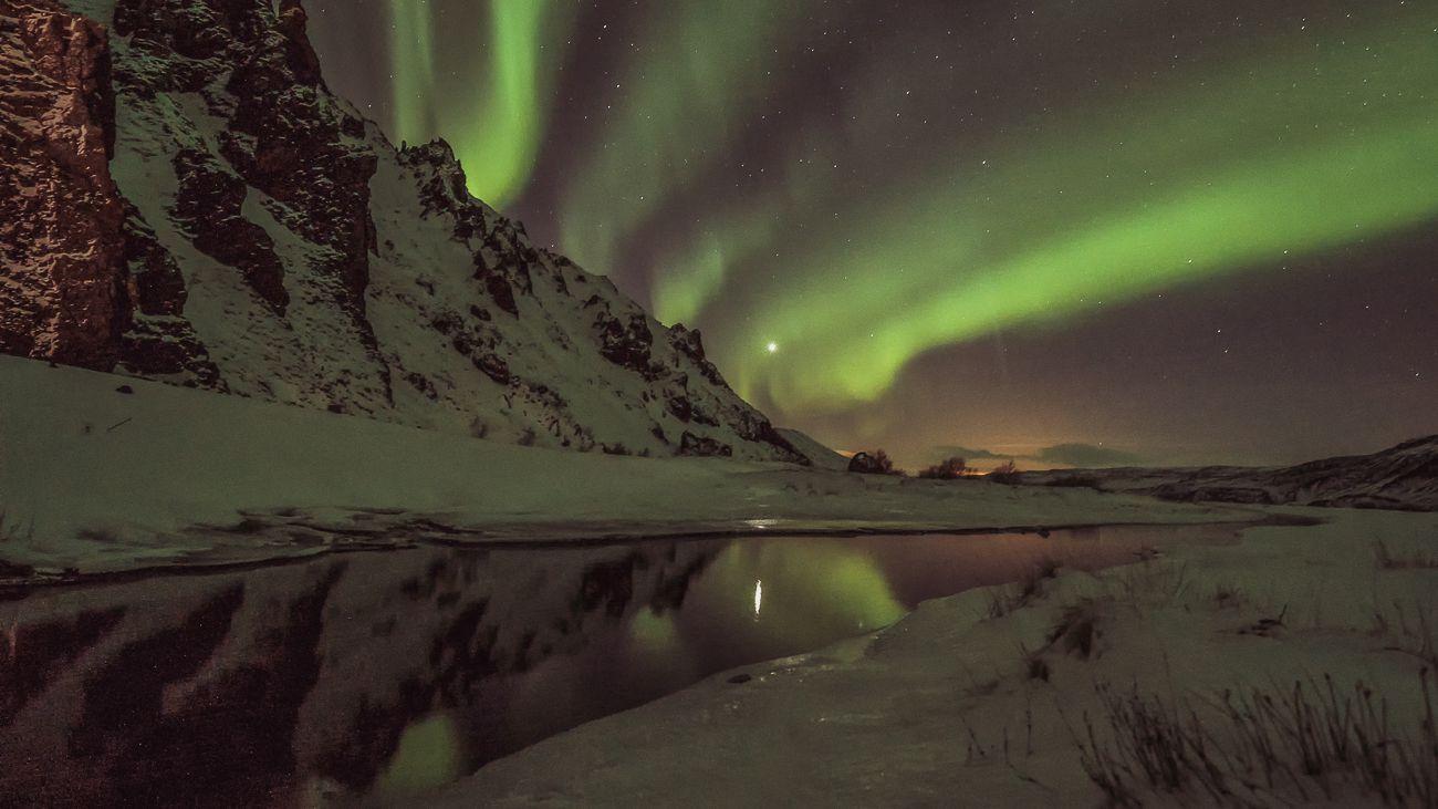 Voyage aurores boréales