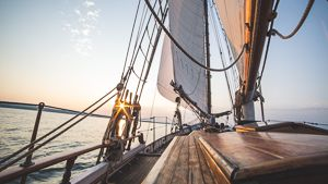 Croisière en voilier